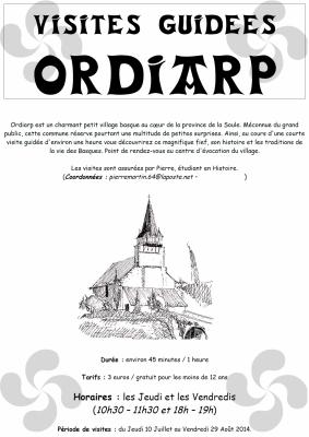 Affiche Ordiarp